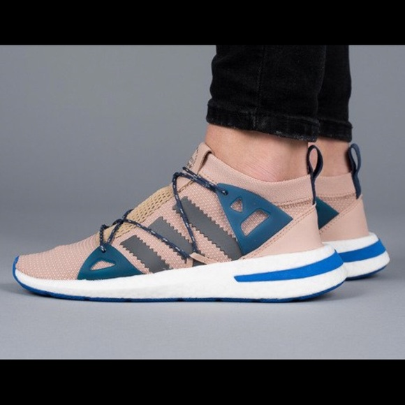 f16d7d145390 adidas Shoes - Adidas Arkyn Colorblock Mesh Sneaker